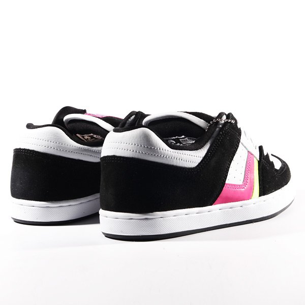 Кеды женские Osiris Tron White/Black/Pink