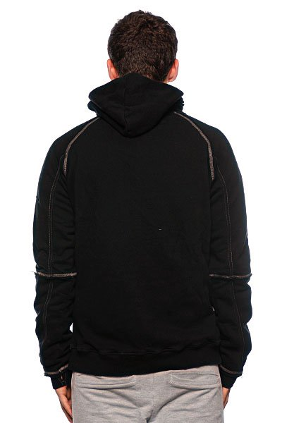 Толстовка Fallen Cobra Ii Hood Fleece Black