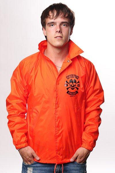 Куртка Fallen MC82 Windbreaker Orange