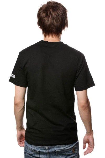 Футболка Flip Monarch Black/White Discharge