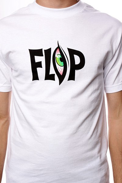 Футболка Flip Lifer White