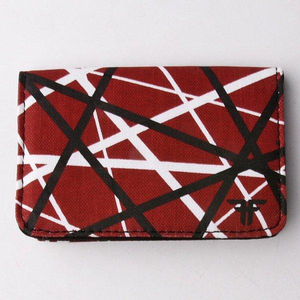 Кошелек Fallen Canvas Mini Wallet Oxblood 5250