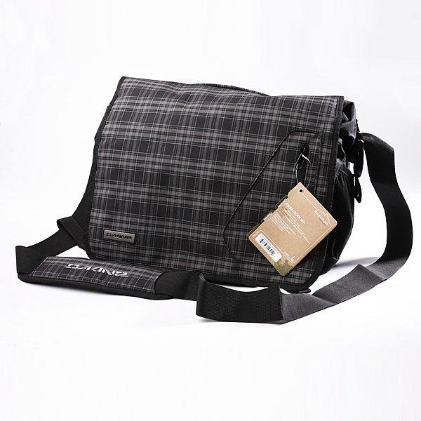 Сумка Dakine Messenger Bag Sm Alpine/Black