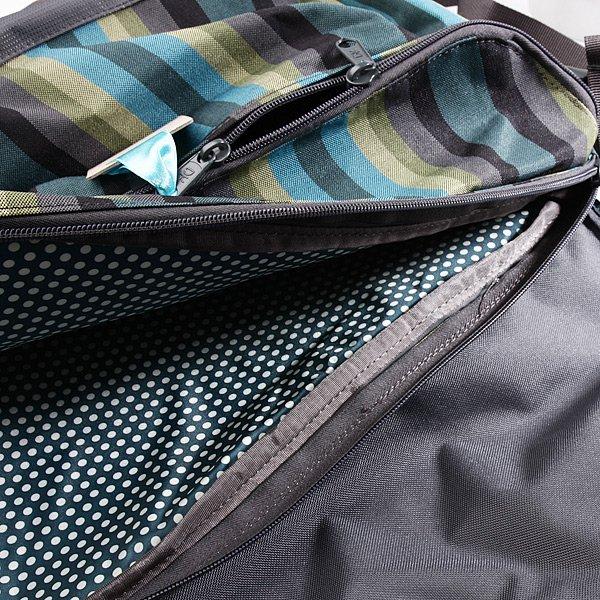 Сумка женская Dakine Grl Messenger Bag Sm Nest/Charcoal