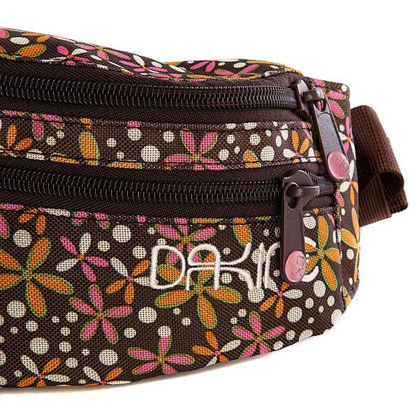 Сумка поясная женская Dakine Classic Hip Pack Meadow