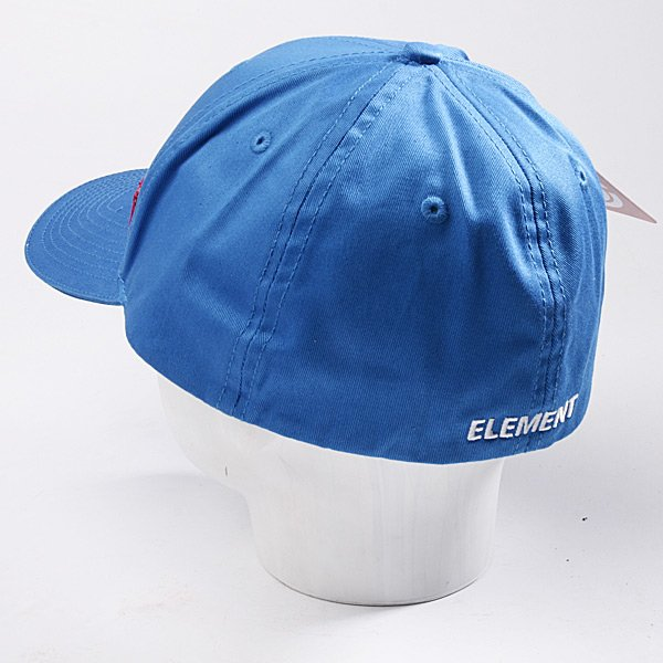 Бейсболка Element Basic Cap Vintage Royal