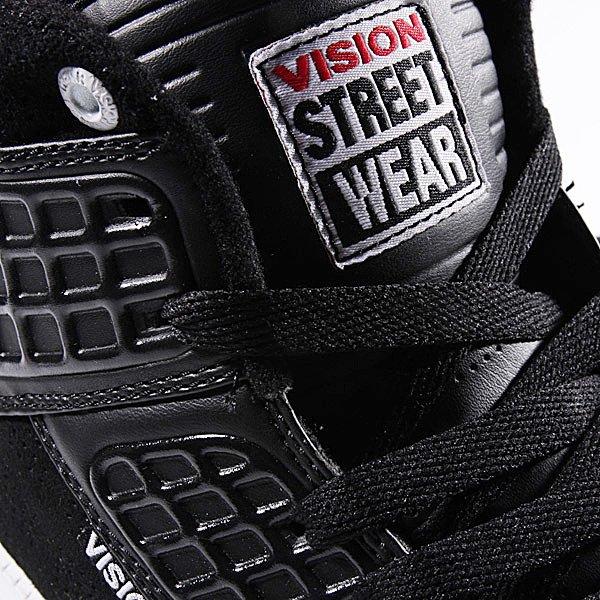 cea3c9193 Купить обувь кеды кроссовки Vision Ei Centro Black (260710vigall33 ...