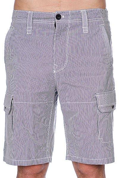 Классические мужские шорты Zoo York Dwell Cargo Navy