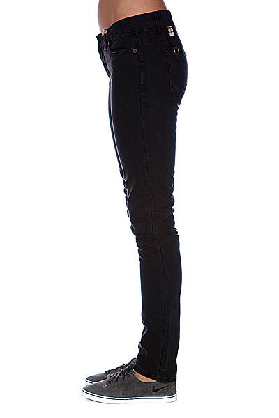 Джинсы узкие женские Insight Beanpole Skinny Stretch Fab 3 Black