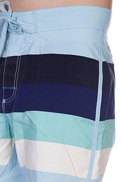 Пляжные мужские шорты Insight Retro Stud Arctic