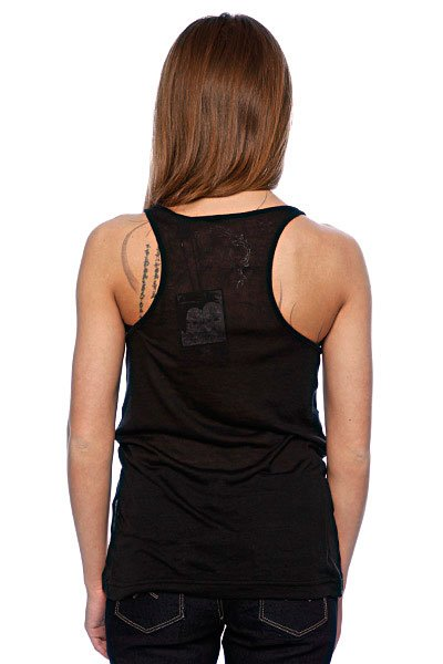 Майка женская Insightmoon Cake Tank Black
