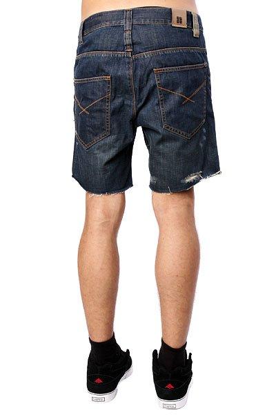 Джинсовые мужские шорты Insight Pills Thrills Classic Dirty Blue