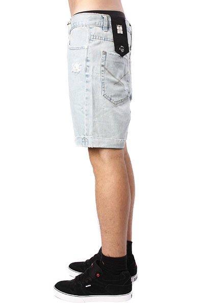 Джинсовые мужские шорты Insight Unbeat Salt Blue