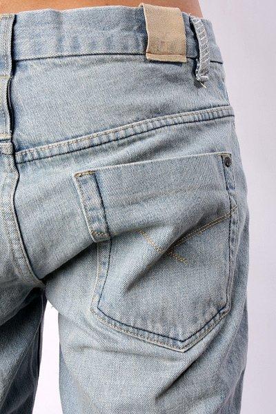 Джинсы прямые мужские классические Insight Obleak Straight Leg Fab 5 Blue Trash