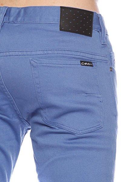 Джинсы узкие мужские зауженные Circa Select Dart Blue/Dry Rinse