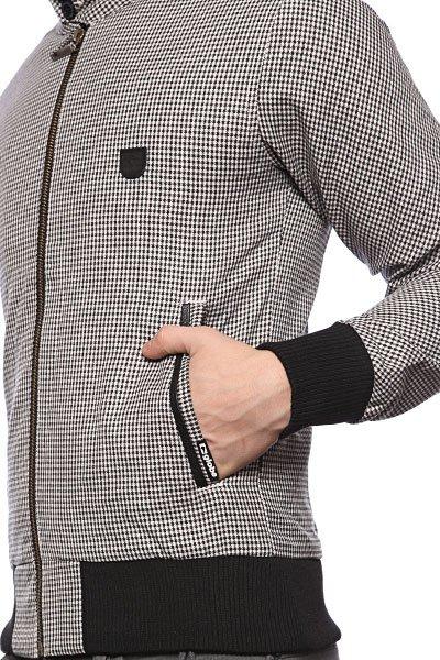 Ветровка мужская Globe Lords Jacket Black/White