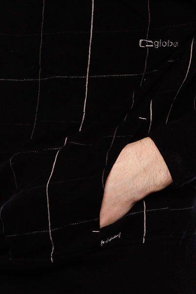 Толстовка Globe Crossword Hooded Sweat Black