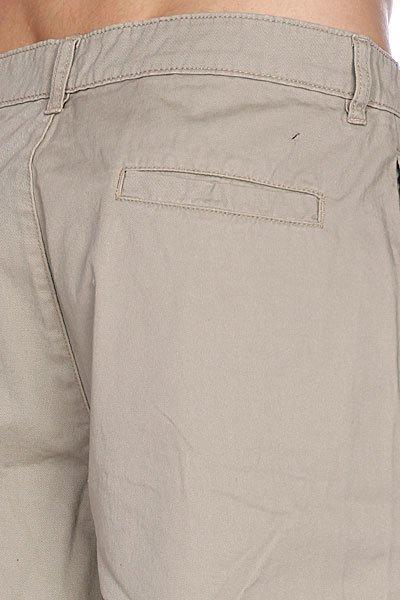 Классические мужские шорты Independent Freil Chino Desert