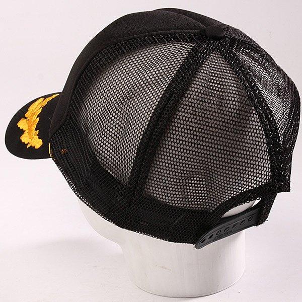 Бейсболка Fallen Fury Foam Mesh Hat Black/Yellow
