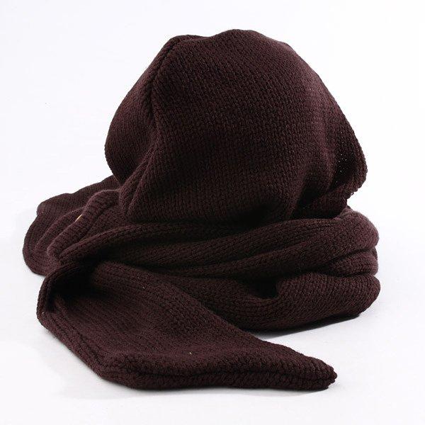 Шапка женская Dakine Knitty Brown