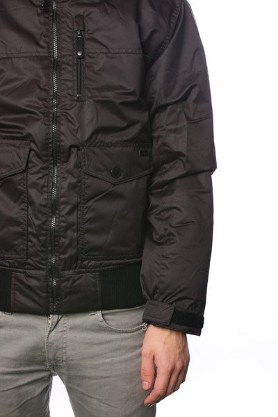 Куртка Zoo York Division Update Jacket Black