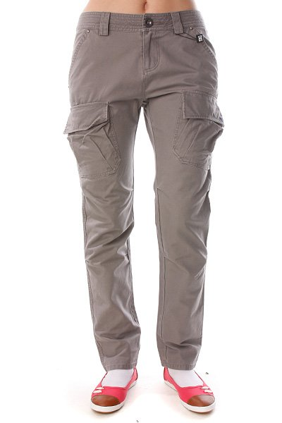 7ec425d4c0a0 Купить брюки женские DC Montego Carrot Cargo Pant Dark Charcoal в ...