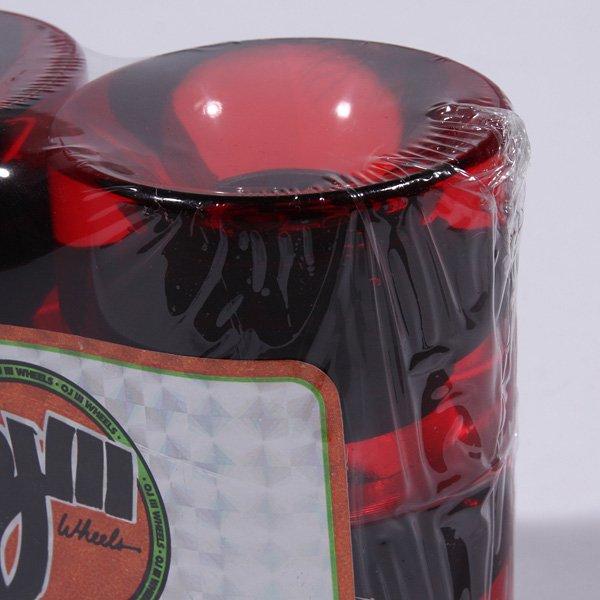 Колеса для лонгборда Oj Hot Juice Trance Red 78A 60 mm