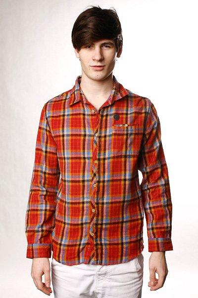 Рубашка Insight Superve Oxbl Red