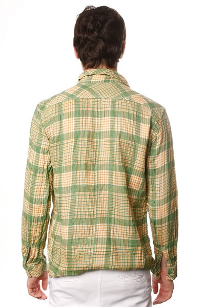 Рубашка Insight Overkill Shirt Psyche Green