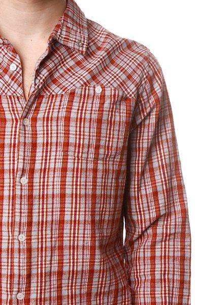 Рубашка Insight College Perve Eshay Blue