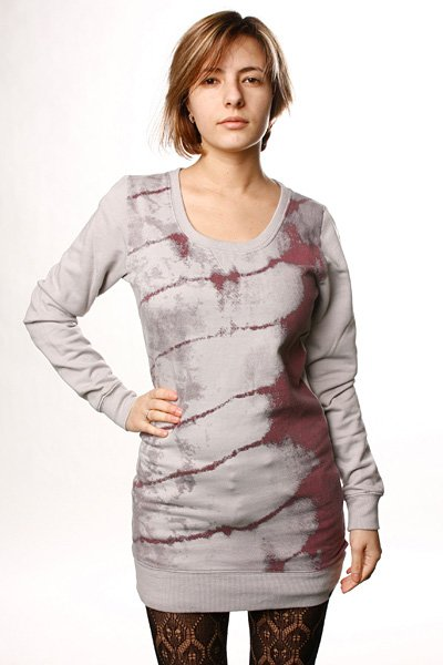 Платье женское Insight Sneak Sweater Dress Cool Grey