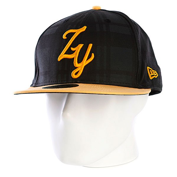 Бейсболка New Era Zoo York Camden Yards Fitted NewEra Maize