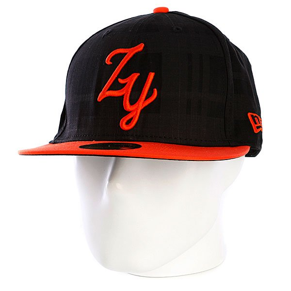 Бейсболка New Era Zoo York Camden Yards Fitted NewEra Black