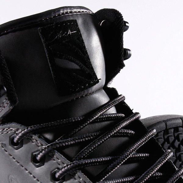 Кеды высокие Circa Lurker Pewter/Black