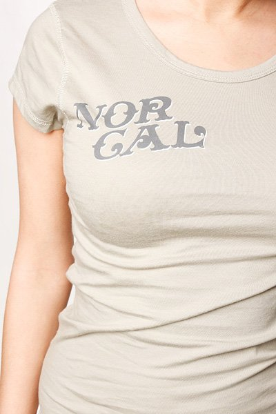 Футболка женская Norcal Roulette Sage
