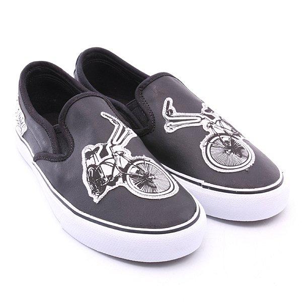 Слипоны Circa Al50 Slips Black/Lowrider
