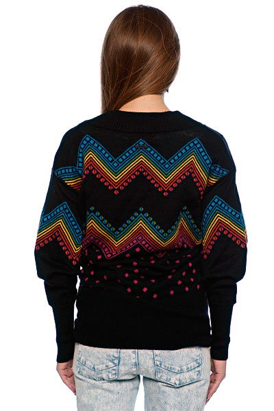 Джемпер женский Insight Sputnik Cardi Blue Multi
