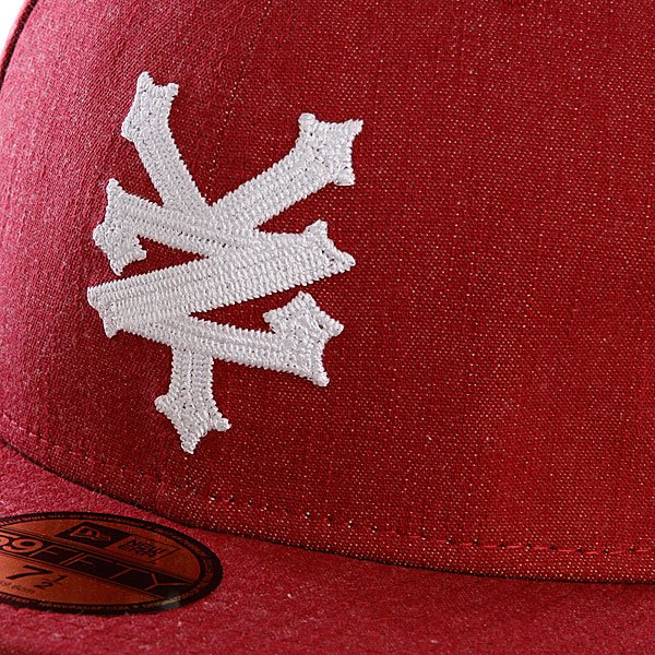 Бейсболка New Era Zoo York Milk D Fitted NewEra Red