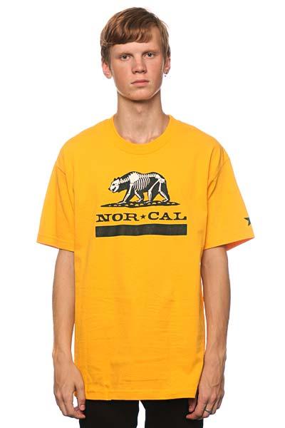 Футболка Nor Cal Ursus Gold