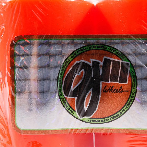 Колеса Oj Iii Hot Juice Orange 78A 60 mm