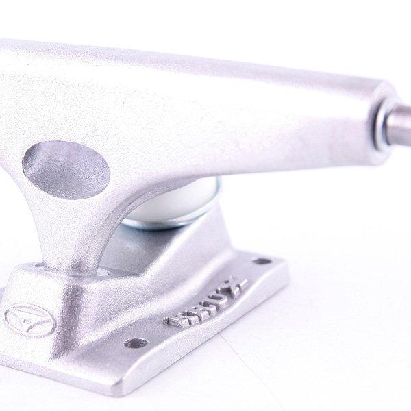 Подвеска для скейтборда 1шт. Krux K4 Silver/Silver 3.5 Tall 7.6(19.3 см)