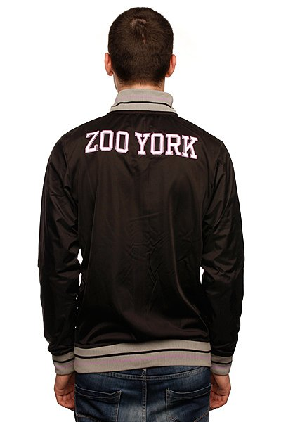Толстовка Zoo York Union Black