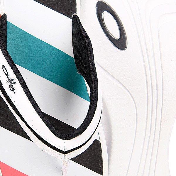 Шлепанцы женские Oakley Lowla 2 Multi Stripe