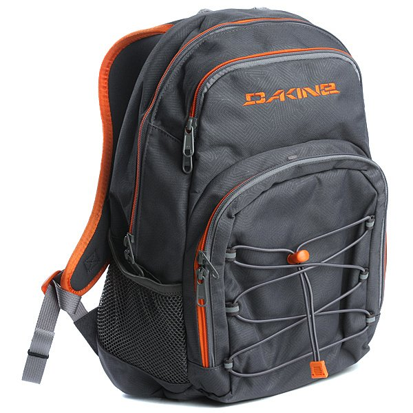 Рюкзак городской Dakine Scooler Pack Charcoal / Orange