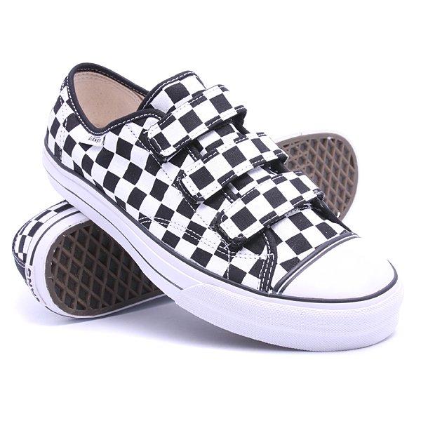 46e2e37821801a Купить кеды Vans Prison Issue 23 Checkerboard Black True White ...