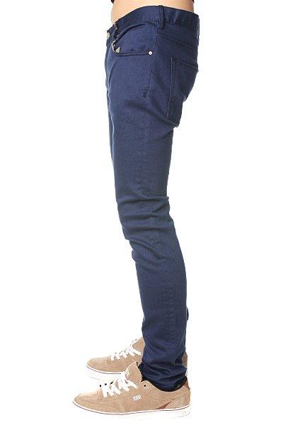 Унисекс джинсы зауженные