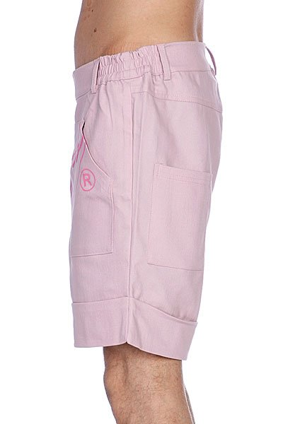 Шорты Bat Norton Unisex Basic Shorts Pink