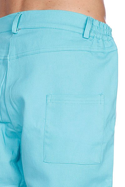 Шорты Bat Norton Unisex Basic Shorts Turquoise