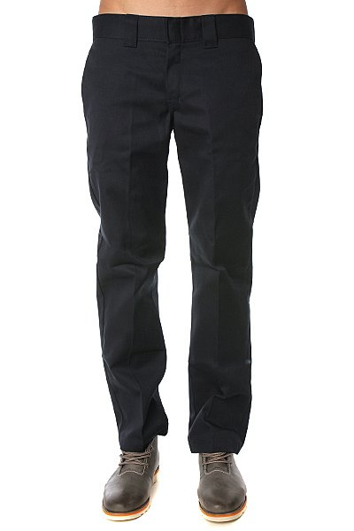 Штаны прямые Dickies Slim Straight Work Pant Dark Navy