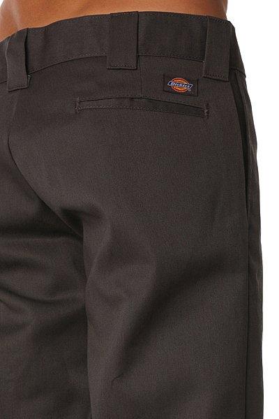 Брюки Dickies Slim Straight Work Pant Charcoal Grey